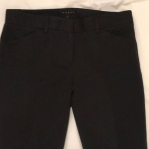 Theory classic trouser, Grey, size 8